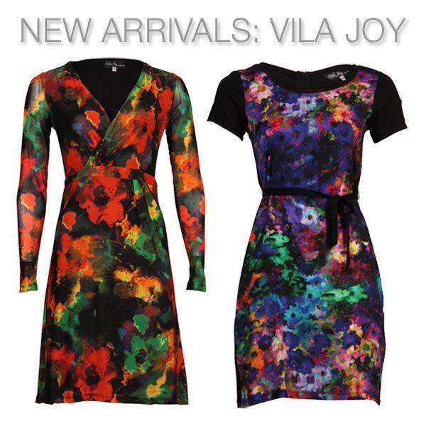 New arrivals van Vila Joy! Klik en shop: http://www.dressesonly.nl/merken/vila-joy.html #dressesonly #dress #floral #print