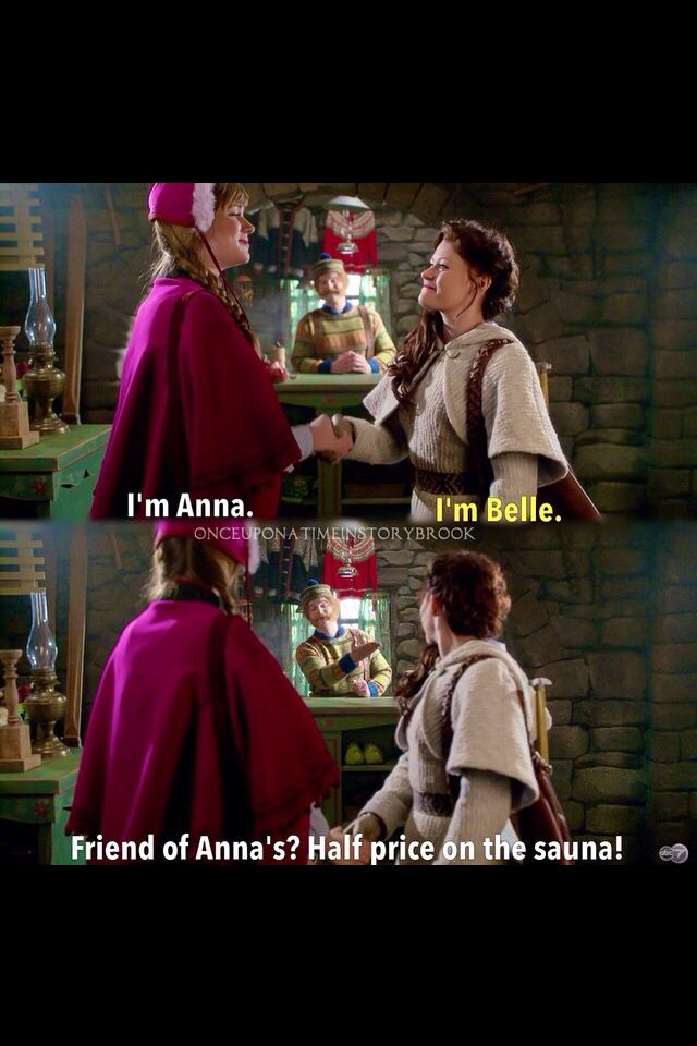 "I loved this part! But I was a little sad when he didn't say "" big summer blowout"""