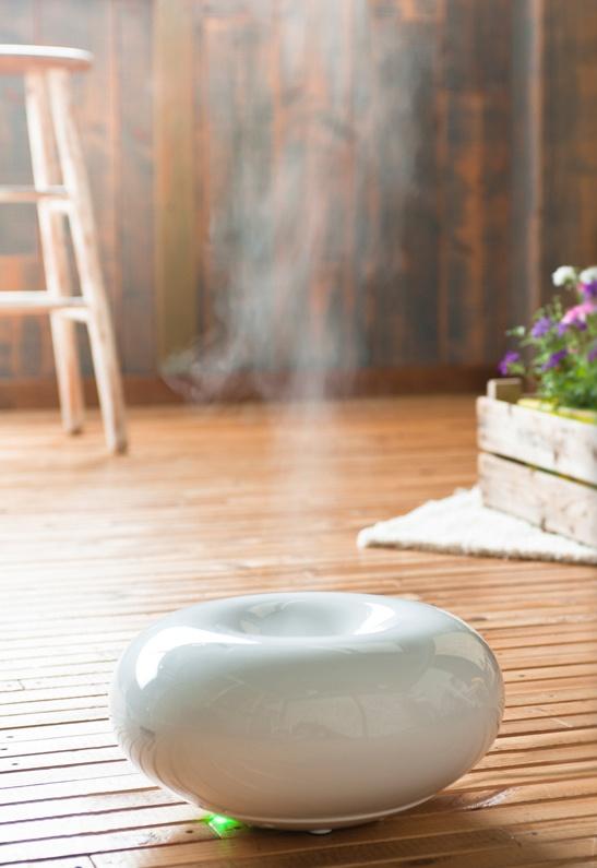 humidifier by Naoto Fukasawa, for ±0