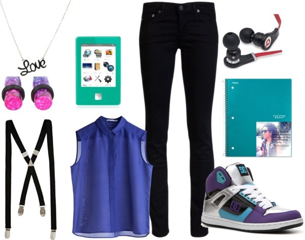 """""""What i am wearing for Orientation Tommorow"""" by team-mb ❤ liked on Polyvore"""