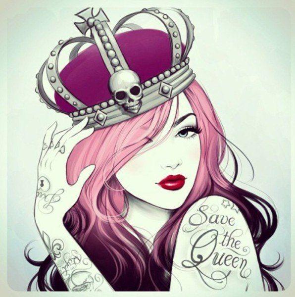работа для девушек королева