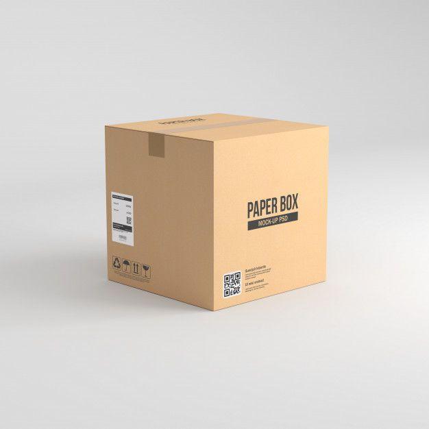 Download Paper Box Mockup Paper Box Box Mockup Mockup