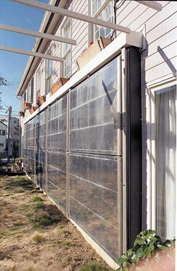 CASA SUSTENTÁVEL: MURO TROMBE: Casas Ecologicas, Trombe Wall, Arquitectura Ecologica
