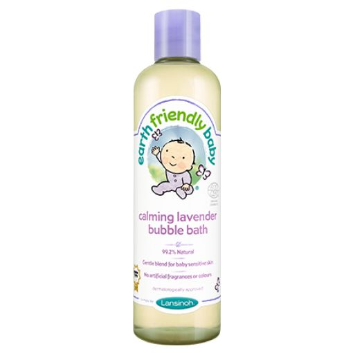 Earth Friendly Baby Calming Lavender Bubble Bath (www.payas.dk)