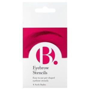 B. Eye Brow Stencils