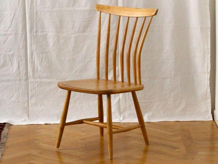 The chair Åkerblom  Deze stoelen hadden wij thuis.