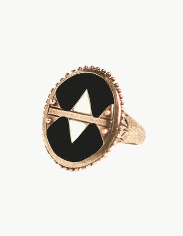 dream collective enamel ring