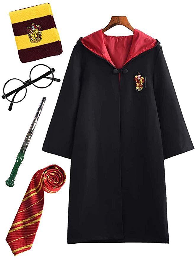 Kostüm Cosplay Harry Potter Brille verkleiden Brille Halloween Sliver