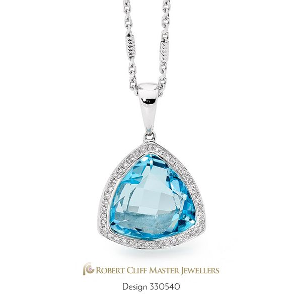 Create a colourful sparkle this spring with this blue #Topaz and #Diamond #Pendant!  More coloured #jewellery: bit.ly/ColouredStoneJewellery --- #style #gemstones #springtime #spring2017 #springfashion #jewels #gems #gemstone #colouredstones #design #fashion #beauty #style #jewellerydesign #fashionaccessories #jewelleryaddict #instastyle #fashionstyle #igstyle #sydney #jeweller #designer #masterjeweller #castletowers #jewellerydesigner #KingsOfBling