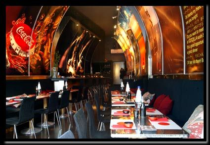 http://www.godzilla.gr/  Godzilla Sushi Bar @Psirri, Athens, GR