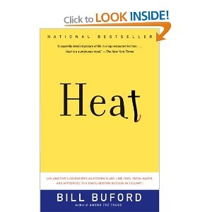 Heat: An Amateur's Adventures as Kitchen Slave, Line Cook, Pasta-Maker, and Apprentice to a Dante-Quoting Butcher in Tuscany (Vintage) - recommended by Ariel Rosenthal