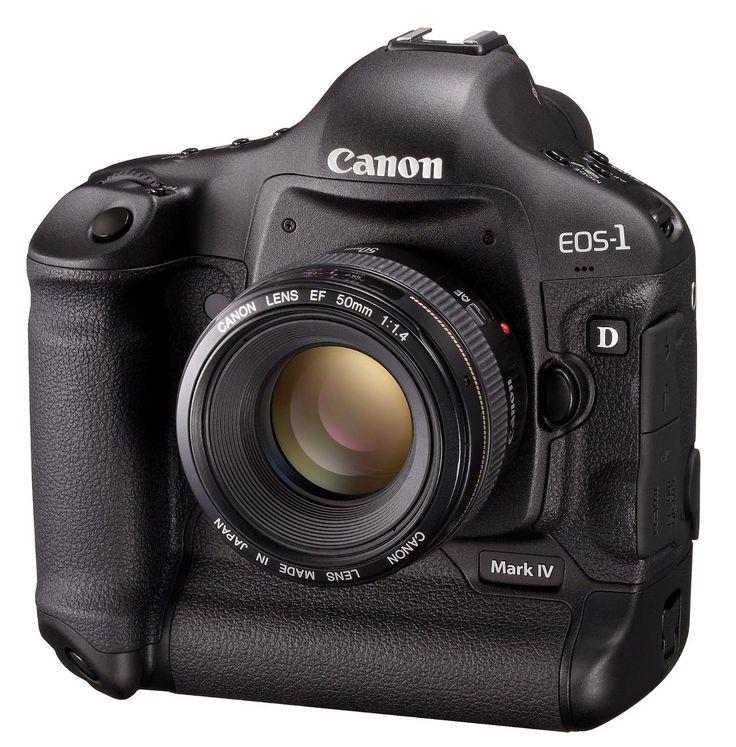 BuyCameraDSLR.com | Canon EOS 1D Mark IV 16.1 MP CMOS Digital SLR Camera with 3-Inch LCD and 1080p HD Video | Buy Digital SLR Camera