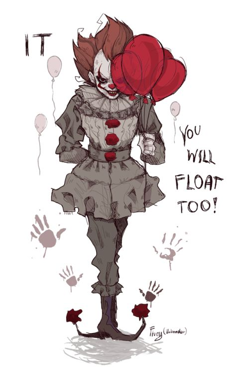 I am not from Pennywise fandom