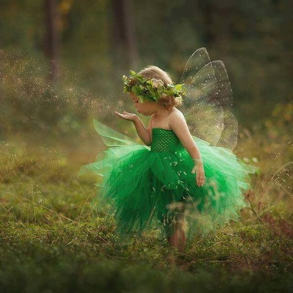The Green Fairy ....