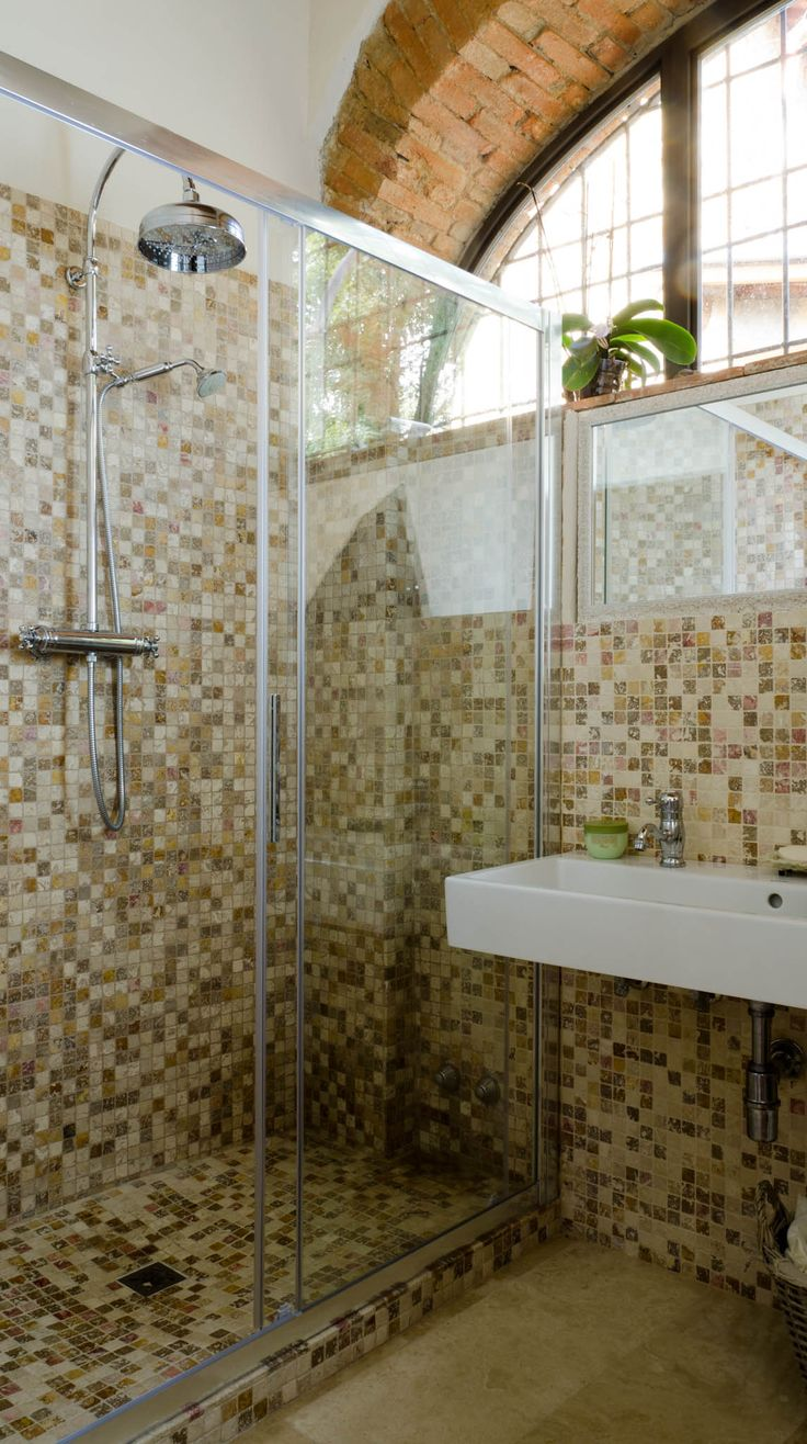 57 best images about mosaici on pinterest plank tuscany and minis - Mosaici bagno economici ...