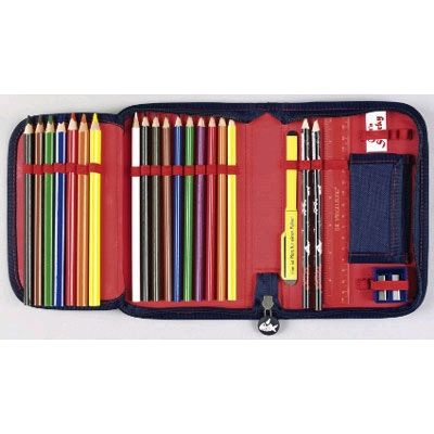 School pencil case.