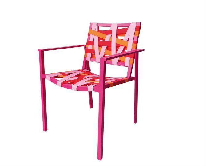 Agatha Ruiz de La Prada Reinterprets Chair Design Collection #modernchairs #designerchairs #metalchairs side chair | See more at http://modernchairs.eu/agatha-ruiz-prada-reinterprets-chair-design-collection/