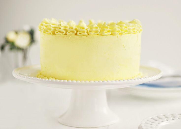 Triple Lemon Blueberry Layer Cake: Lemon Cakes, Lemon Layer Cakes, Triple Lemon Blueberry, Blueberry Lemon, Lemon Blueberry Cakes, Layer Blueberry, Blueberries, Beautiful Cakes