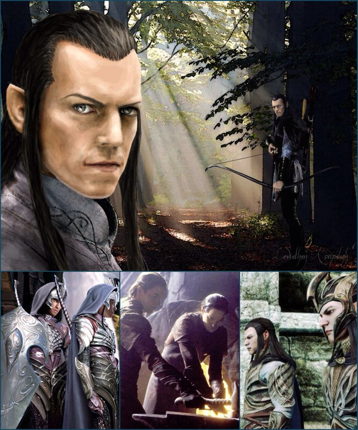 Elladan and Elrohir, Lord Elrond twin sons