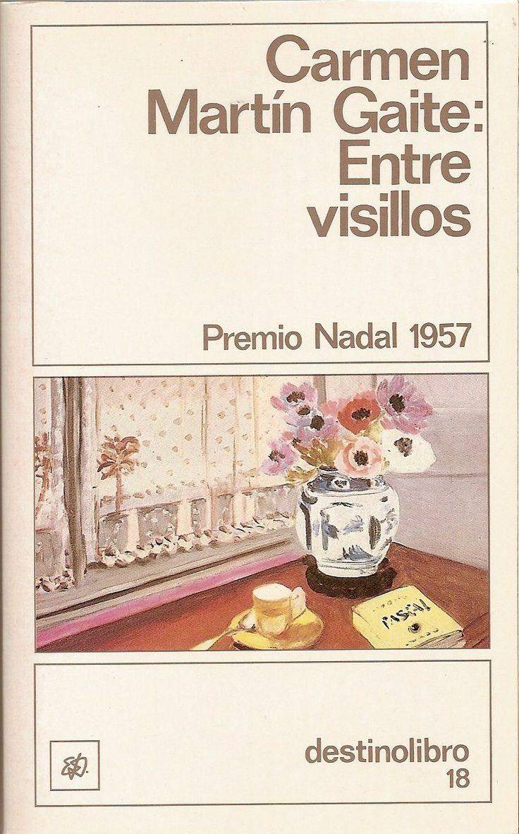 "1957: ""Entre visillos"" de Carmen Martín Gaite. http://kmelot.biblioteca.udc.es/search~S10*gag/?searchtype=t&searcharg=Entre+visillos&searchscope=10&SORT=D&extended=0&SUBMIT=Busca&searchlimits=&searchorigarg=tfrontera+de+Dios"