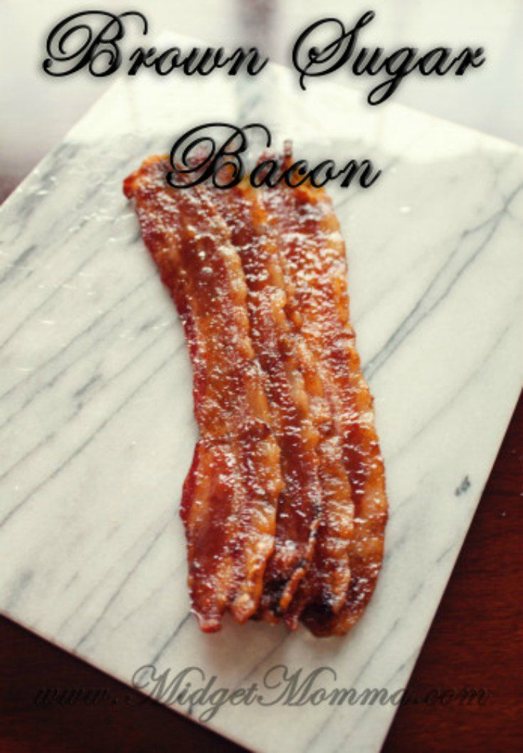 Brown Sugar Bacon  is AMAZING!!! This recipe is so easy to make and it is the best bacon you will ever put in your mouth!