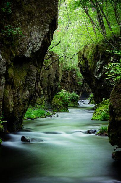 Tarumae Garo, Hokkaido, Japan
