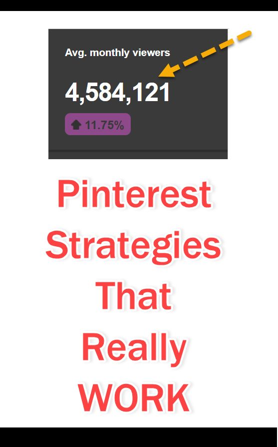Pinterest tips for bloggers that WORK