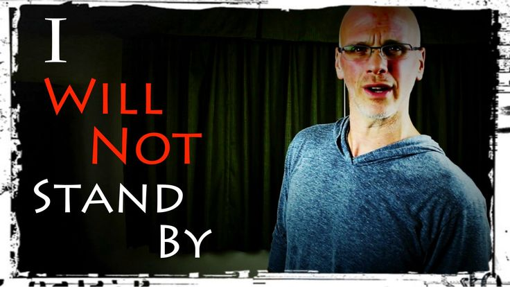 I Will Not Stand By- POWERFUL Slam Poetry! | Gary Yourofsky
