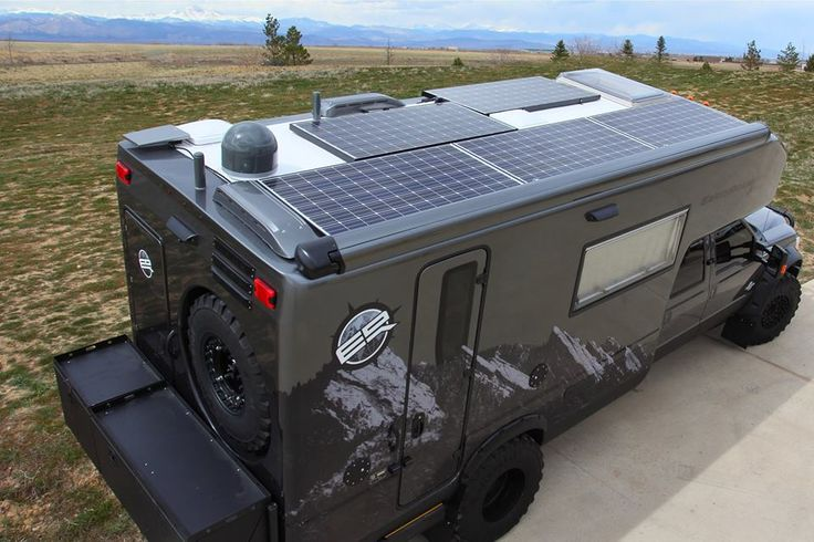 Earthroamer Xv Lt Pickup Camper Rigs And Campers