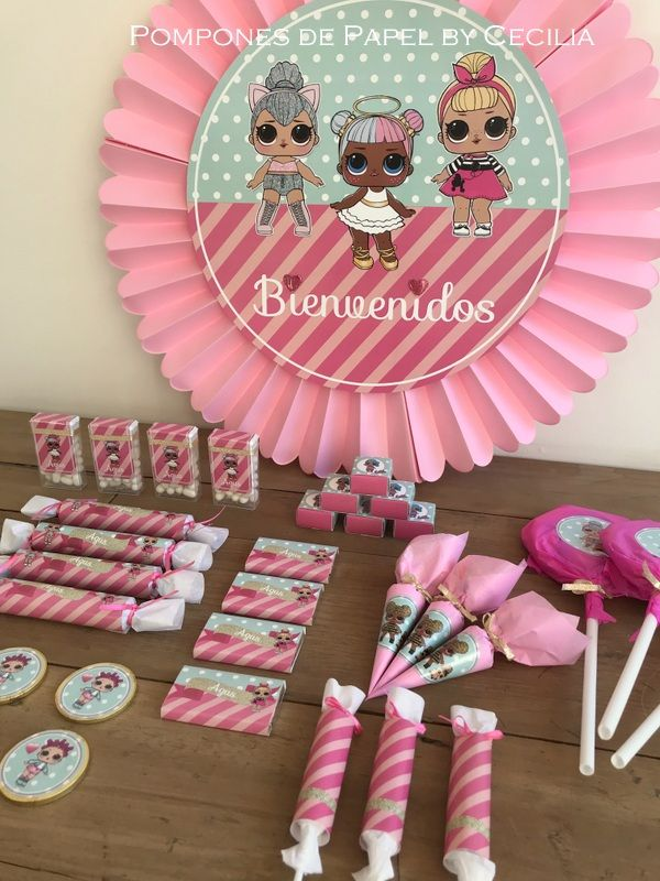 Lol  Golosinas Personalizadas  Candy Bar  Party Box