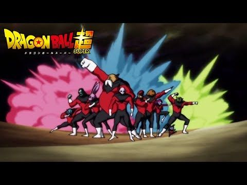 Dragon Ball Super All Fighter universe HD