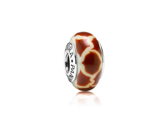 Animal Print PANDORA Charm  available at Brown & Co. Jewelers @brownjewelers