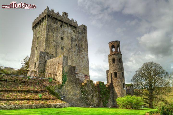 Il castello di Blarney Castle - contea di Cork