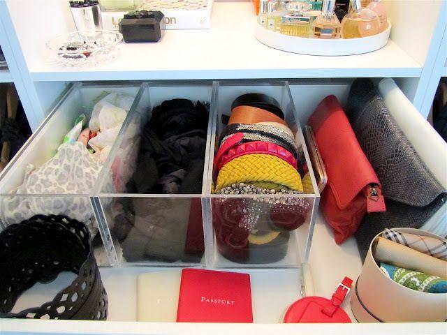 Organizing Belts