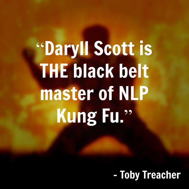 Daryll Scott #NLP #master