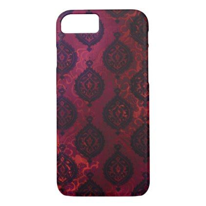 PENDANT PATTERN PRINTED MOBILE COVER - traditional gift idea diy unique