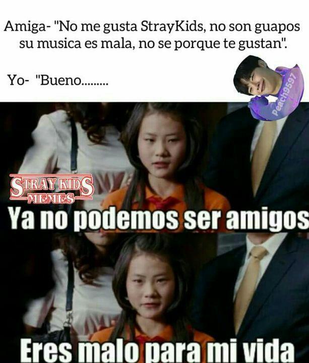 Memes De Monsta X Straykids Y Got7 Memes En Espanol Memes Memes Divertidos