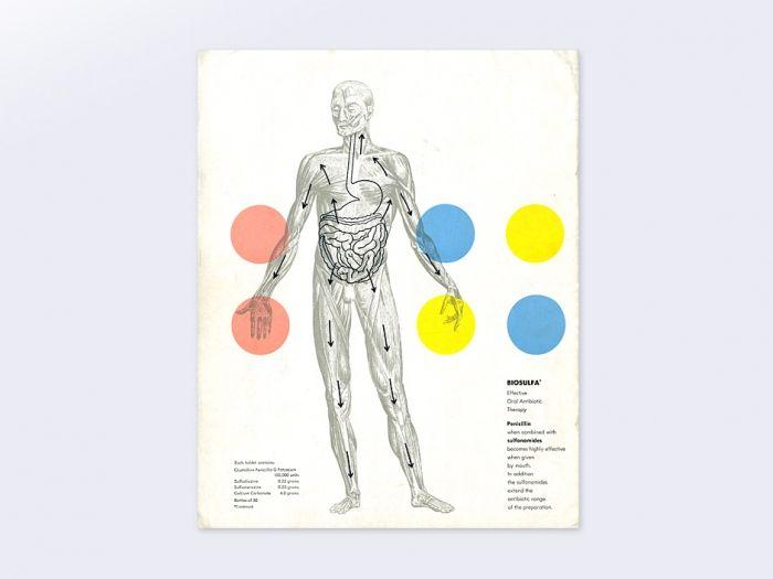 Display | Scope 2 Biosulfa Ad Lester Beall | Collection