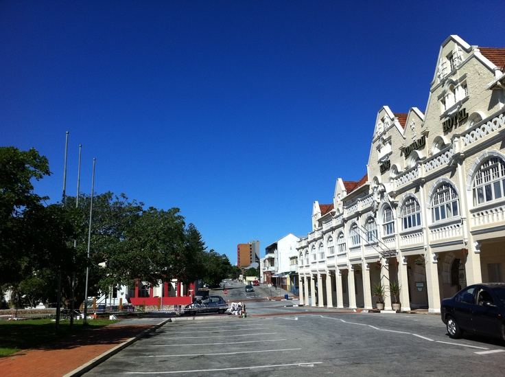 Port Elizabeth - the city was founded by Sir Rufane Shaw Donkin, governor of Cape Colony and named in honor of his beloved wife, Elizabeth.