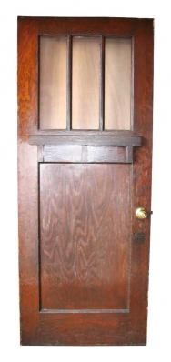 entry door - wonder if we could modify our door to look similar to this?