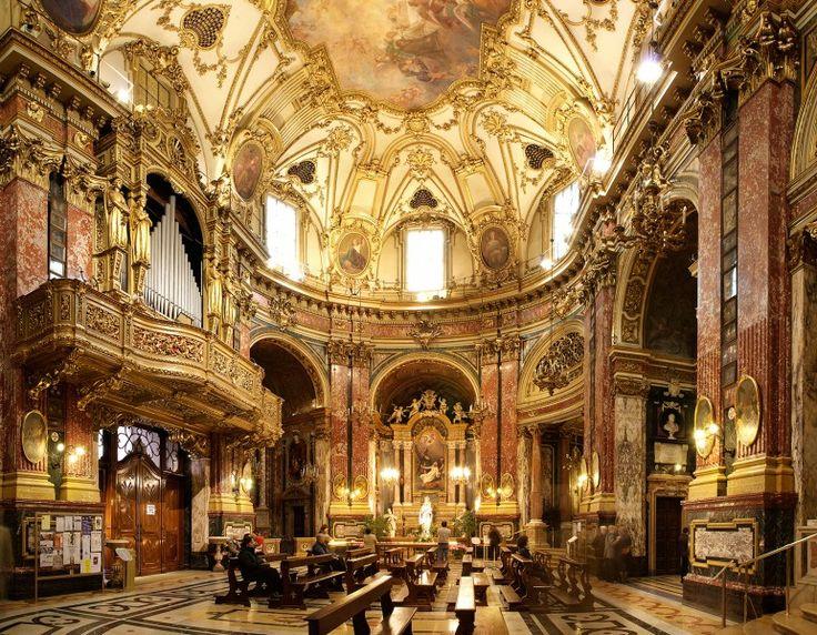 Torino: Santuario della Consolata