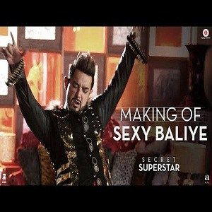 Sexy Baliye Mika Singh (Secret Superstar) HD Video Download