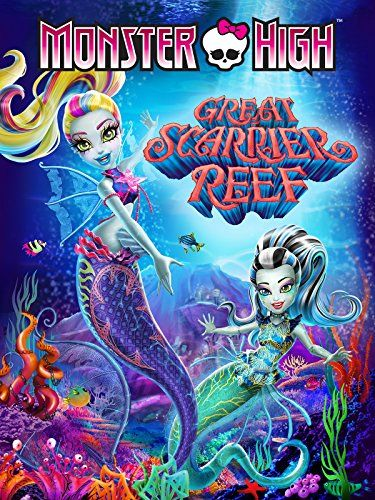 Monster High: Great Scarrier Reef - Directed by William Lau   Splash into a whole new Monster High world with Lagoona and her friends as they're transported to the gore-geous Great Scarrier Reef for a fintastic mission of the heart.   Starring: Larissa Galagher, Kate Higgins
