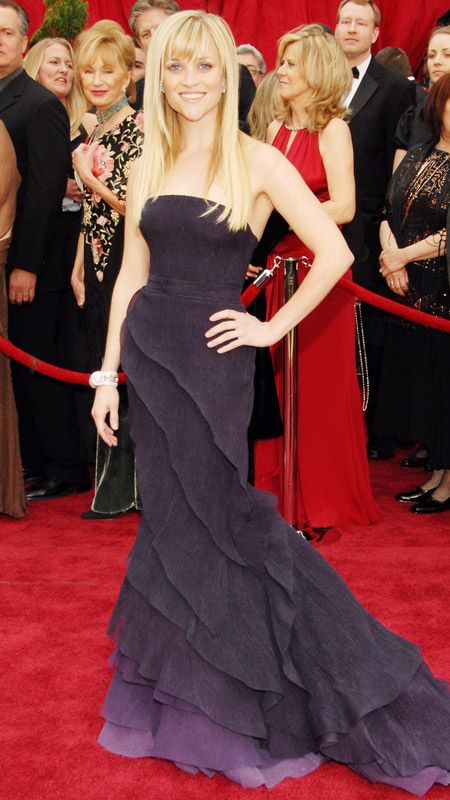 Forget Me Nots: The Most Talked About Dresses of the Past 20 Years - 2007: Reese Witherspoon in Nina Ricci from #InStyle