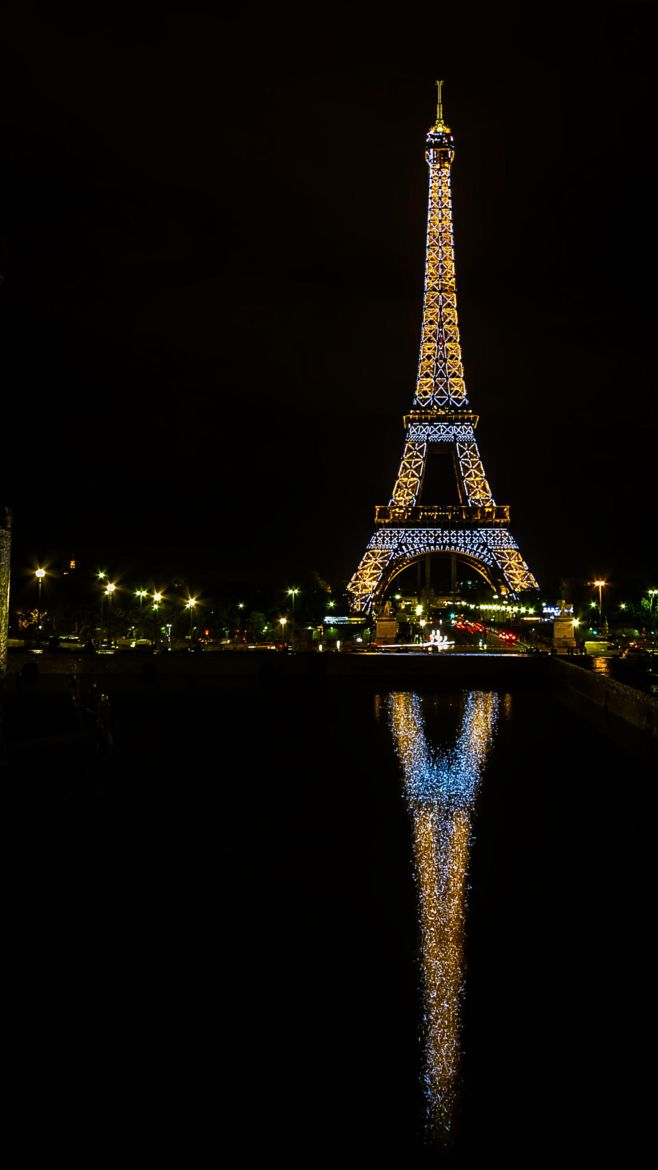 Paris, France ~ Eiffel Tower Reflection by Raoul De Winne on 500px