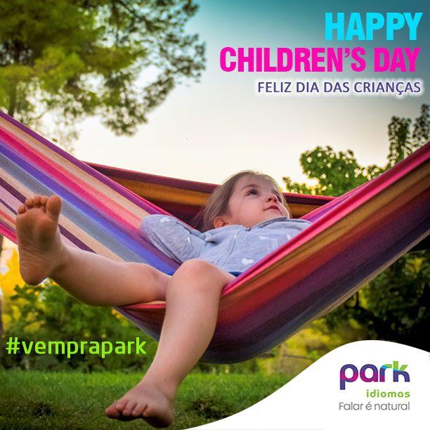 Happy Chirdren's Day    Ser criança é ter o dia mais feliz da vida, todos os dias.    A Park Idiomas deseja um feliz dia das crianças!    Descubra você também o inglês e espanhol da Park. #VempraPark    #ParkIdiomas #ParkIdiomasIndependencia #Piracicaba  #diadascrianças #diadascriancas #presente #dataespecial #presenteideal #presentedemae #crianças #amor  #fbenevides #microfranquia #rendaextra #penseporque #queroserParkIdioma #fluenteemingles #inglesfluente #Idioma  #travel #mochilao #Aupair…