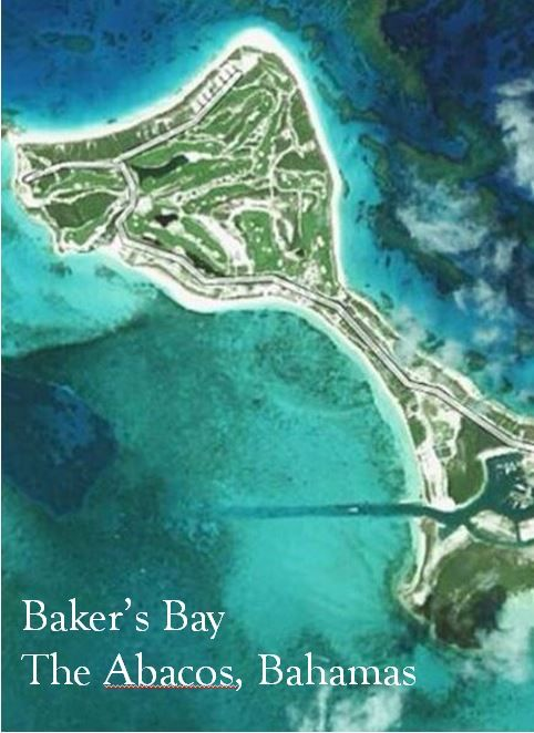 Baker's Bay Golf & Ocean Club is a private club community in Great Guana Cay, Bahamas