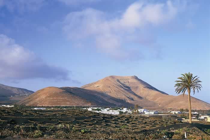 #Yaiza, your base, said to be the prettiest village on #Lanzarote