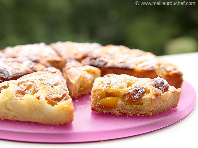 Mirabelle Plum & Almond Tart - Meilleur du Chef
