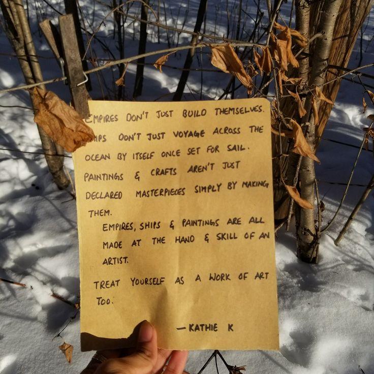 [Work of Art] #upontheseascalls #poetry #poet #poems #quotes #kathiek #workofart #artist